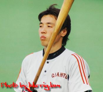 【ジャイアンツ】【鈴木尚広】